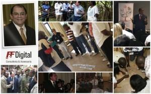 Palestras e cursos educacionais e empresariais ministrados pelo Prof. Lúcio Fonseca