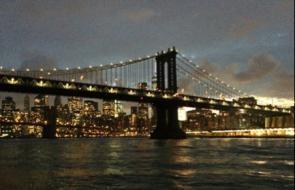 Luzes de Nova York