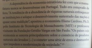 "Trecho do livro ""1808"" - Laurentino Gomes - Ed. Planeta"
